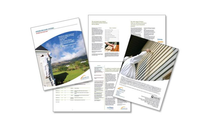 Arkema White Pages Design