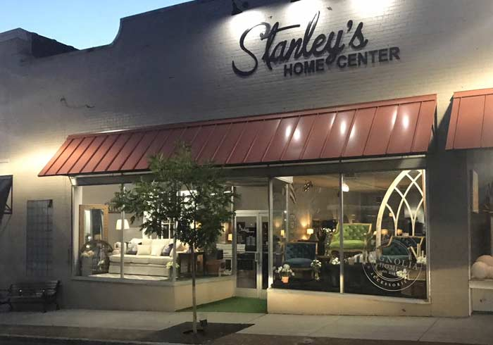 eCommerce Website for Stanley's Home Center